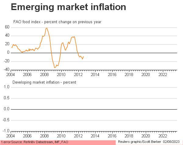 Food Market Inflation